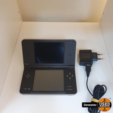Nintendo DSi XL Grijs met lader en stylus