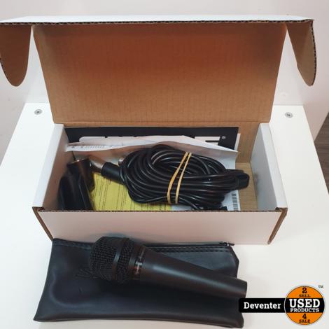 Shure PGA57 dynamische instrumentmicrofoon Nieuw in doos