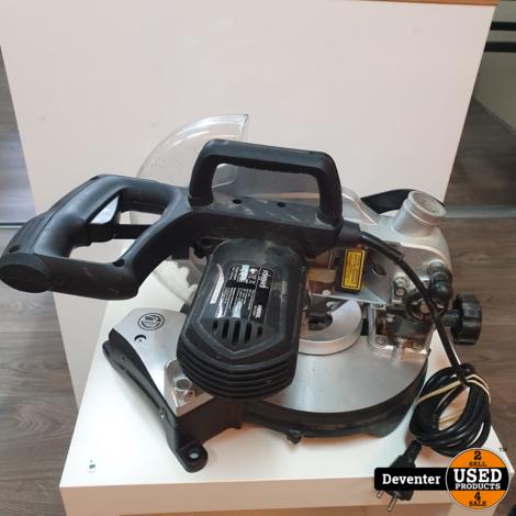 Scheppach HM80L afkortzaag 1500 watt