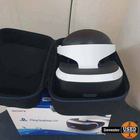 Sony Playstation 4 VR met Worlds en draagtas