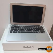 MacBook Air Mid 2013 11,6 inch/Core i5/4GB/256GB SSD/Big Sur