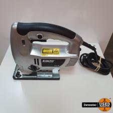 Kinzo 25C95 800 w Decoupeerzaag met laser