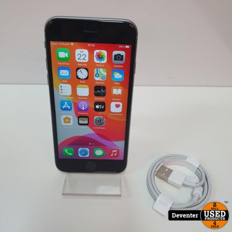 Apple iPhone 6s 32GB Space Gray I 3 mnd garantie