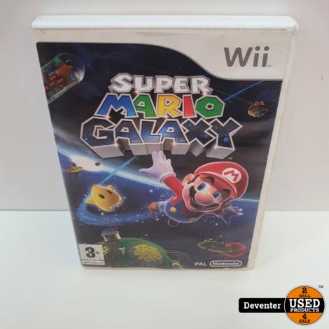 Super Mario Galaxy voor de Nintendo Wii