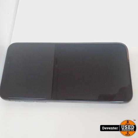 Apple iPhone XS 64GB Zwart I Nette staat I incl BTW!