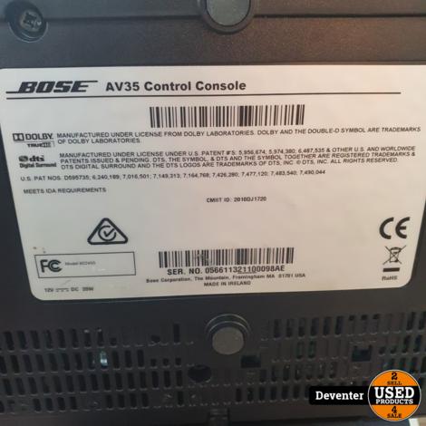 Bose lifestyle 135 Complete Soundbar Homecinema set