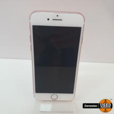 Apple iPhone 7 128GB Rose Gold / Nieuwe accu