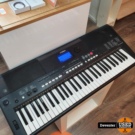 Yamaha PSR-E433 Keyboard met garantie