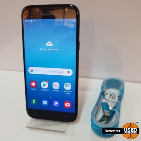 Samsung Galaxy J5 2017 Zwart 16GB I met garantie
