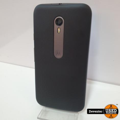 Motorola Moto G3 || 8GB || Android 6 II nette staat
