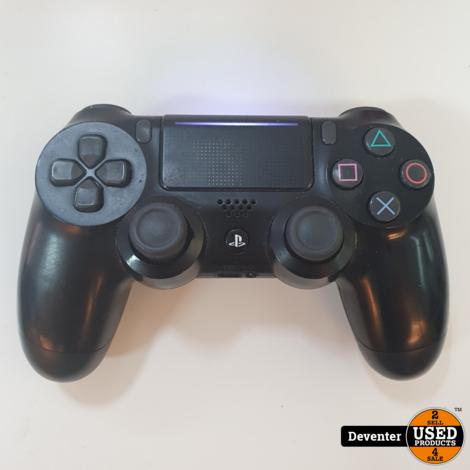 Sony Dualshock 4 V2 II Zwart II Net met garantie