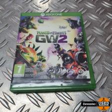 Plants vs Zombies GW2 voor Xbox One