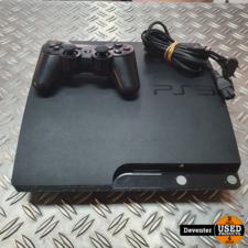 Playstation 3 Slim 250GB met 1 controller en garantie