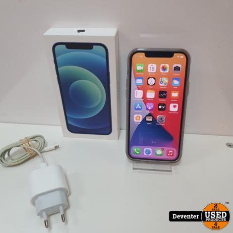 Apple iPhone 12 Blue 64GB II Apple garantie tot 04-2022