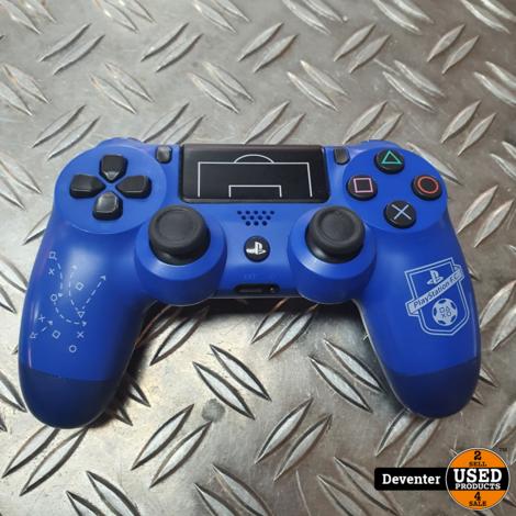 Sony Dualshock 4 V2 controller blauw voor PS4