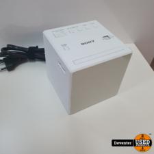 Sony ICF-C1 - Wekkerradio - Wit- Nieuwstaat