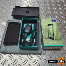 Wiko Lenny 4 - 16 GB - dual sim - Zwart - nette staat