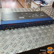 Samson S-Com Stereo Compressor/ Limiter II Met garantie