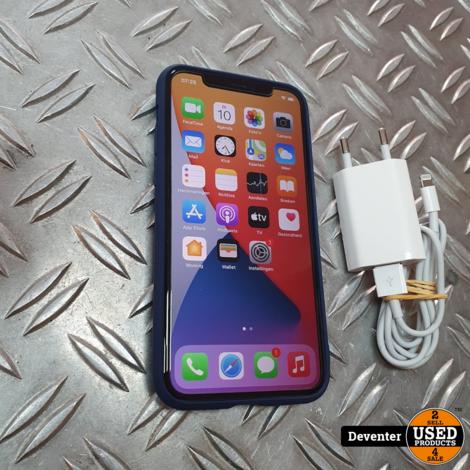 Apple iPhone 11 Pro 64GB Grijs Accu 92% Nieuwstaat