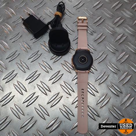 Samsung Galaxy Watch 42 mm Rose met garantie