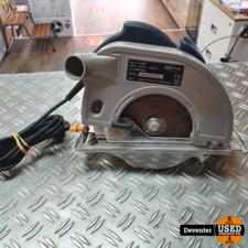 Ferm CS-160 handcircelzaag 1040 watt met garantie