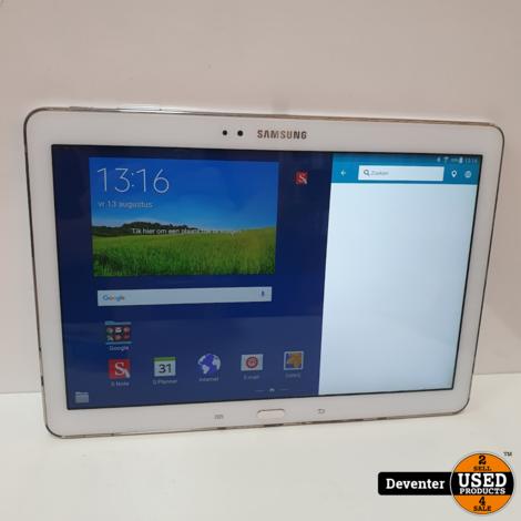 Samsung Galaxy Note 10.1 32GB II Wifi II Met garantie