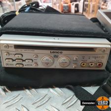 Lenco DVD speler met 2 x 7 inch schermen en kabels
