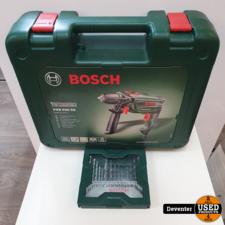Bosch PSB 650 RE Nieuwstaat met borenset 15 delig
