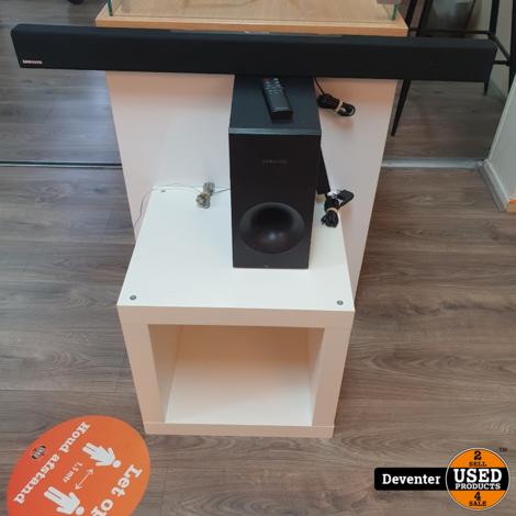Samsung HW-K335/XN soundbar met subwoofer I Met garantie