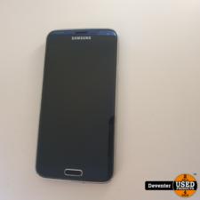 Samsung Galaxy S5  16GB Zwart met hoesje