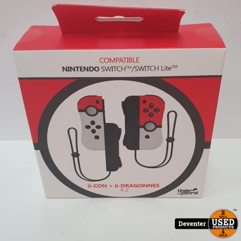Under Control – Nintendo Switch ii-con Controller - Nieuw