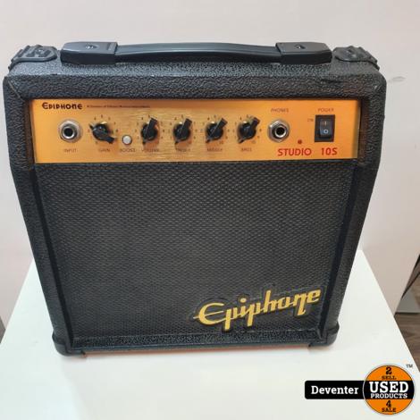 Epiphone Studio 10S versterker 19 watt II Met garantie