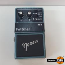 Nobels AB-1 Switcher 70's II Met garantie