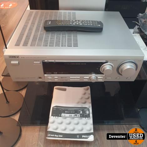 JBL SCS135 home cinemaset met Philips FR966 receiver