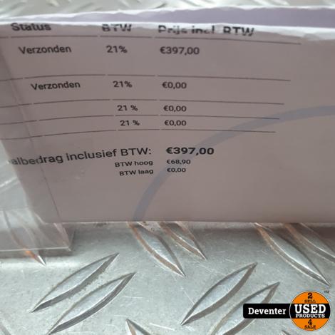 Cat S41 Rugged Bouw Smartphone 32GB Nieuwstaat in doos