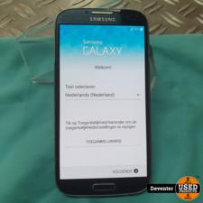 Samsung Samsung Galaxy S4 16GB Nette staat met garantie