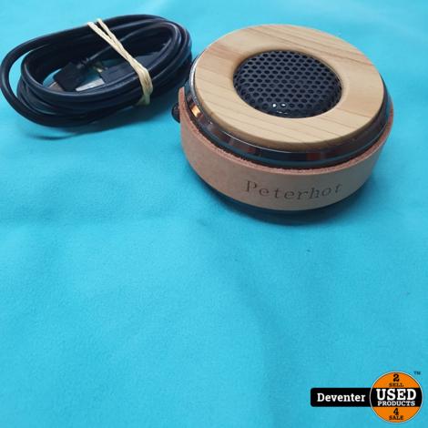 Peterhot Bluetooth speaker met Super Bass