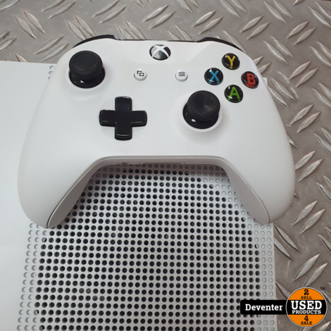 Xbox One S 1TB Console 4K, Controller en FiFa18