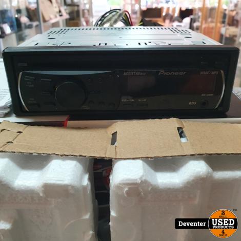 Pioneer DEH-1200MP RDS/CD/MP3 Nette staatII Met garantie