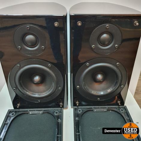 Marantz LS502/E1B bookshelf speakers II Met garantie