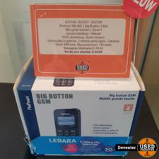 Profoon NB-800 GSM met SOS en grote toetsen NIEUW