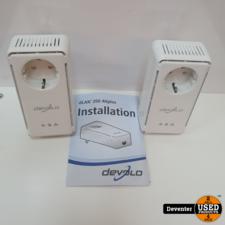 Devolo dLAN 200 AV plus set met installatieboekje