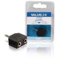Audio 3.5mm (mini jack) adapter | Nieuw