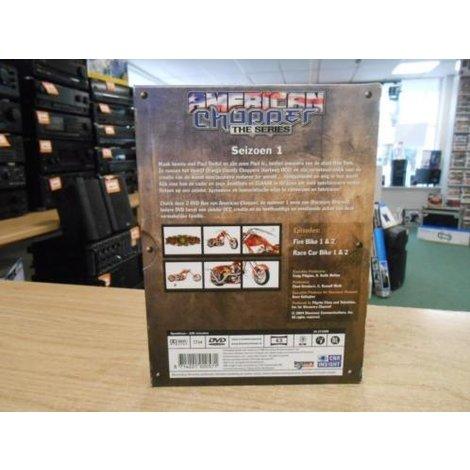 American Chopper the series