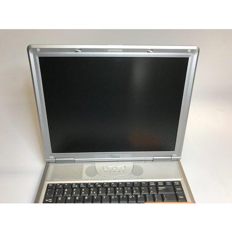 Fujitsu Siemens Amilo 7830 | Intel 2.8GHz | 512MB RAM | 40GB HDD | WinXP Professional | Accu Stuk