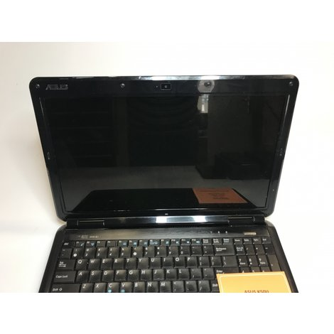 Asus K50IJ Laptop || CPU T4400 | 2.2GHz | 4GB RAM | 320GB HDD | Windows 10 | Met garantie