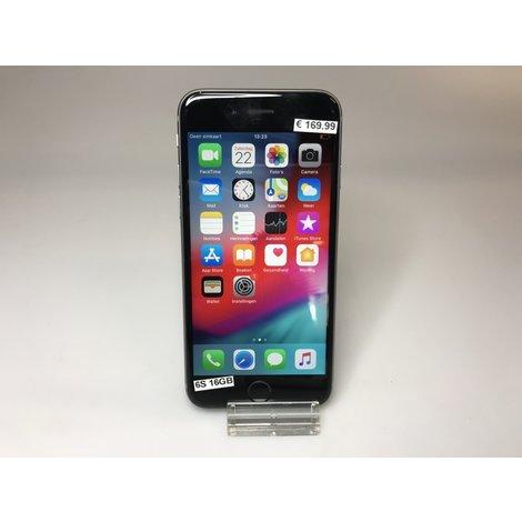 iPhone 6S 16GB Space Grey   Met Garantie