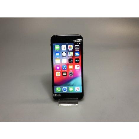 iPhone 7 32GB Black   Met garantie
