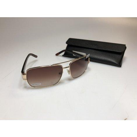 Guess zonnebril   Bruin & Goud   Met hoes