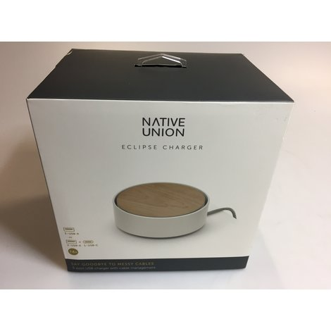Native Union Eclipse Charger || In doos || Met garantie